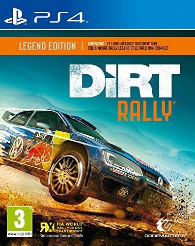 Sony Dirt Rally Legend Edition, PS4 Básica + DLC PlayStation 4 vídeo - Juego (PS4, PlayStation 4, Racing, E (para todos)): Amazon.es: Videojuegos