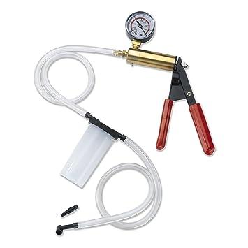 2 In 1 Brake Fluid Bleeder Vacuum Pump Test Tuner Kit