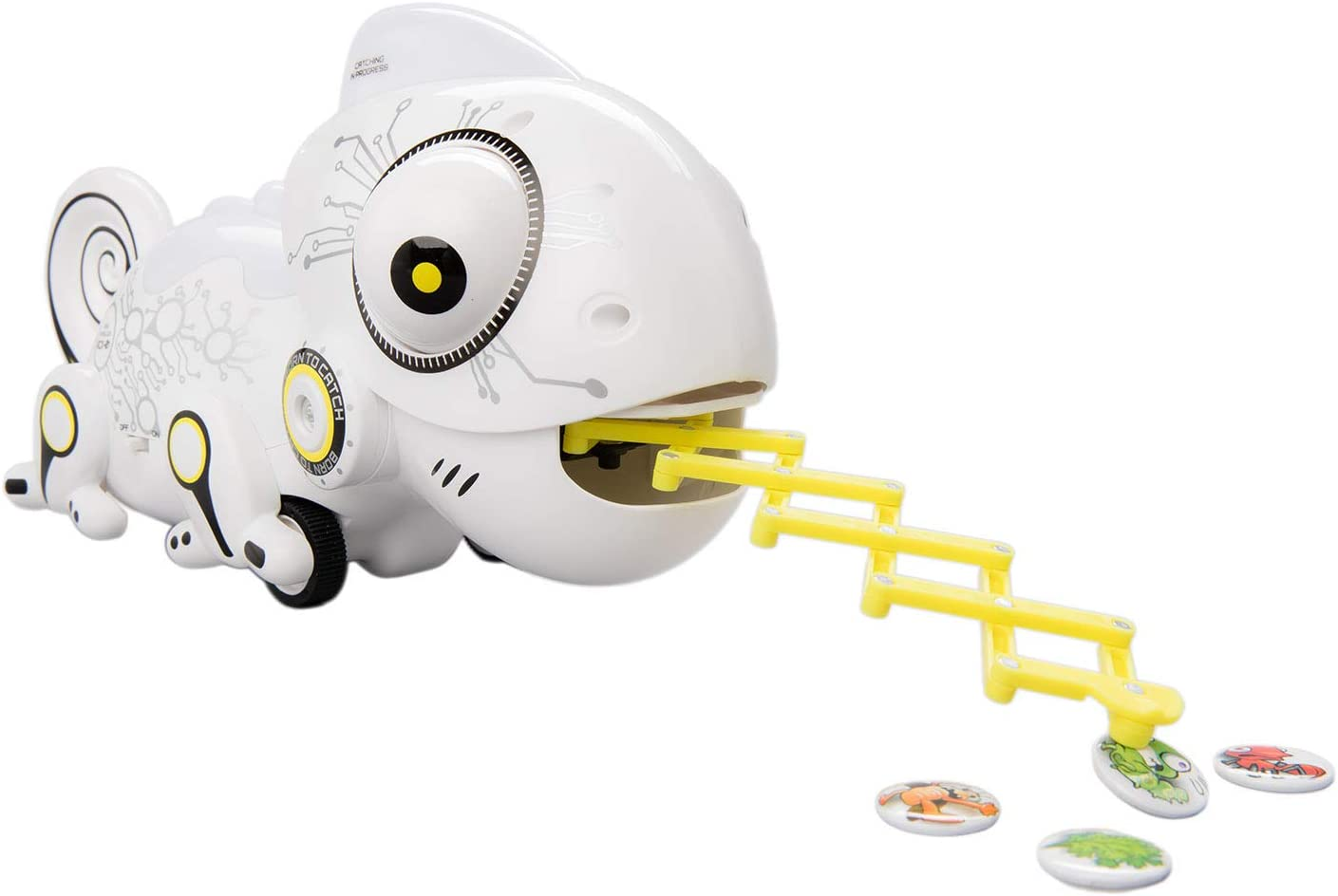 Amazon.es: Silverlit- Robo Camaleon, Multicolor (88538)