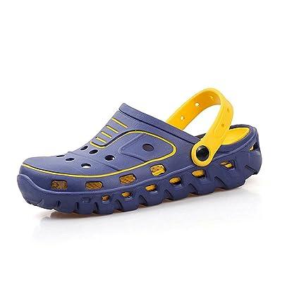 AXAxsx Summer Men Sandals Slippers Beach Sandals Outdoor Breathable Sandals