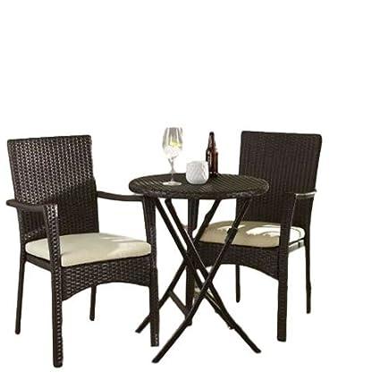 Amazon.com: STS SUPPLIES LTD Patio Furniture For Apartment ...