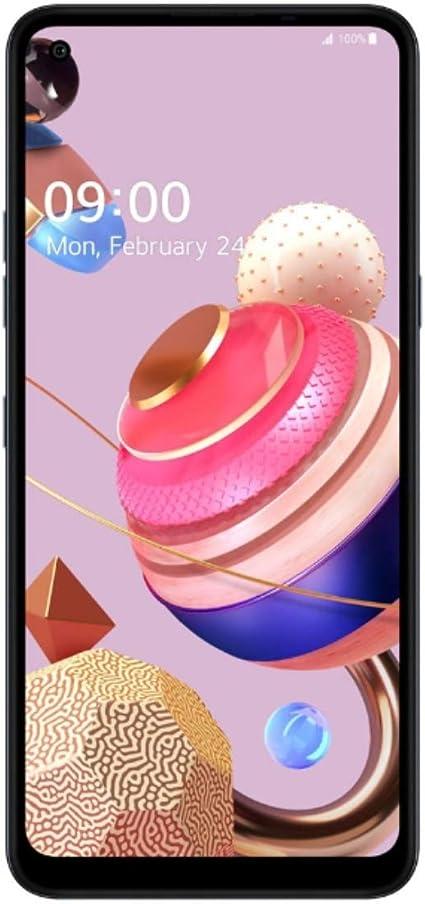 Lg K51s Smartphone 16 6 Cm 6 55 3 Gb Ram 64 Gb Dual Sim Titan Titan Grey Elektronik