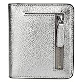 Best Mini Wallets - RFID Blocking Wallet Women's Small Compact Bifold Leather Review