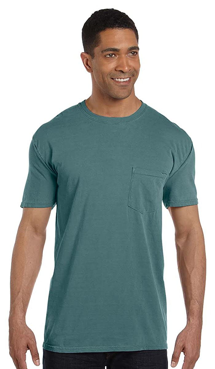 Comfort Colors Mens Pigment Dyed Shirt 6030 Amazon