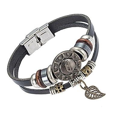 Bijoux pour homme bracelet cuir