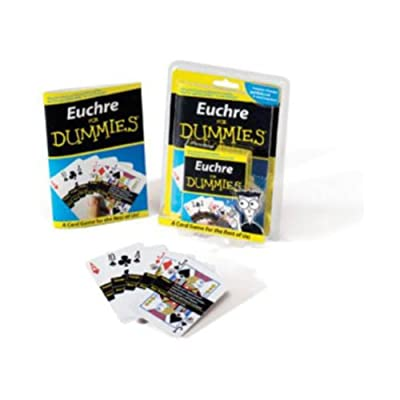 Fundex Euchre For Dummies Card Game: Toys & Games