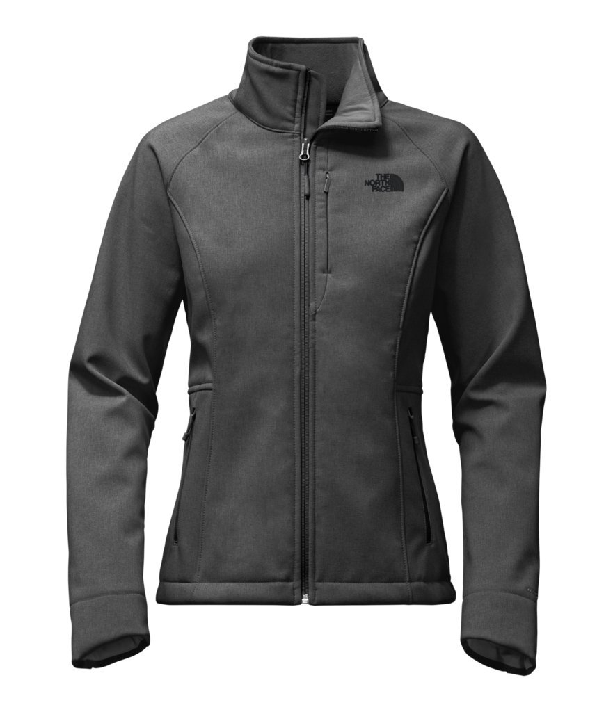 The North Face Women's Apex Bionic 2 Jacket - TNF Dark Grey Heather - M