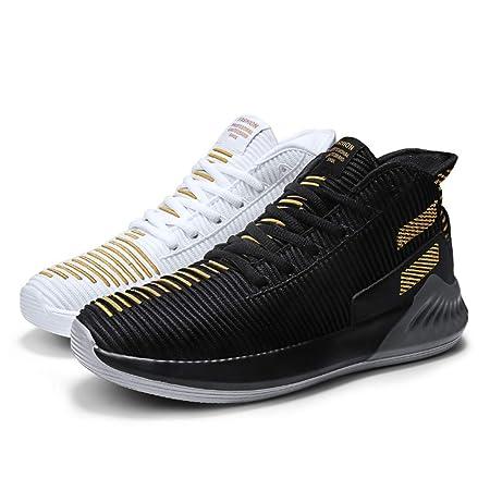 GXTING Zapatillas De Baloncesto para Hombre, Zapatillas De ...