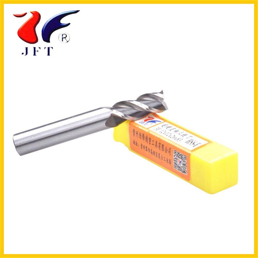 1pcs 19mm 3Flute HSS Aluminum HRC65-68° End mill D19*20*38*104 Drill Bit