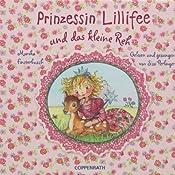 Prinzessin Lillifee und das kleine Reh   Monika Finsterbusch