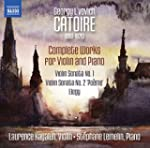 Georgy L'vovich Catoire: Complete Wor...
