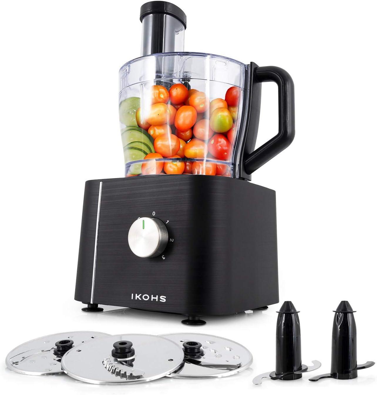 IKOHS KUTCREW - Procesador de Alimentos, Robot de Cocina ...