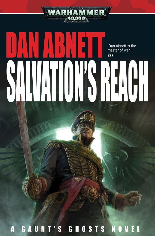 Download Salvation's Reach (Gaunt's Ghosts) pdf