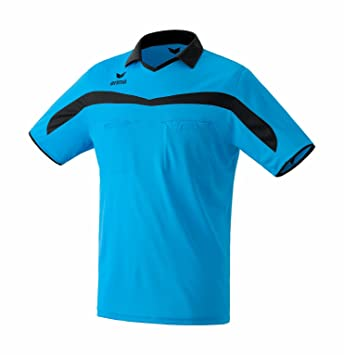 erima Schiedsrichtertrikot Valencia - Libro de puntuaciones de fútbol para entrenadores y árbitros, color azul