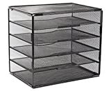 PAG Office Supplies Desk Organizer Assembly
