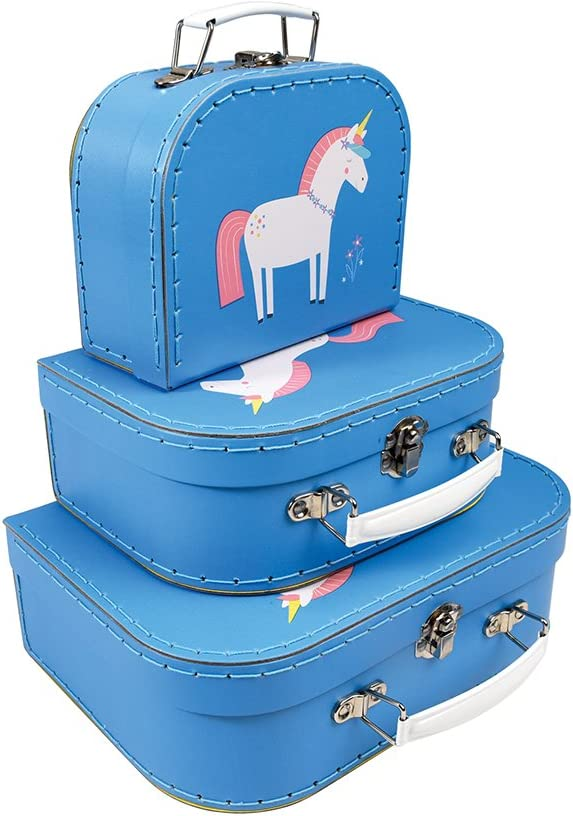 Mágico Unicorn casos (Set de 3)