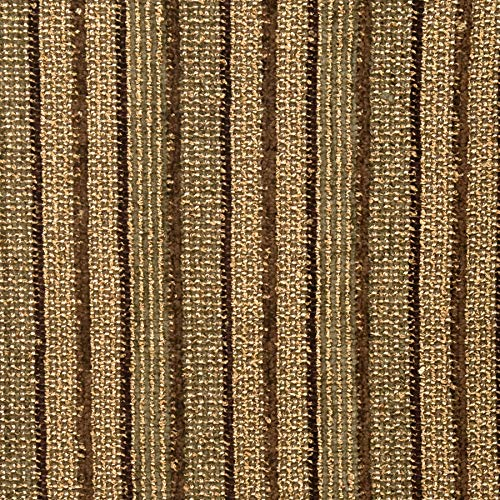 - Raisin Beige Green Burgundy Stripes Wovens Chenille Upholstery Fabric by the yard