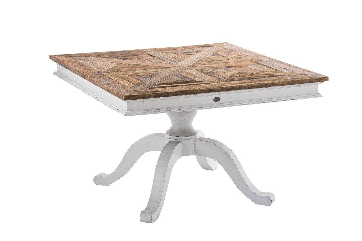 CLP Holz Esszimmer Tisch LIBERIO, Handgefertigt, Shabby Chic Landhaus Stil,  Größe Wählbar 150 Cm Bestellen