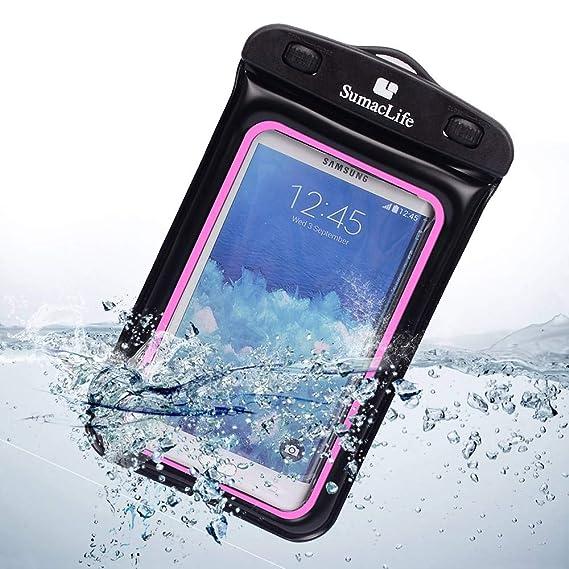 separation shoes 69dfe da7f2 Waterproof Phone Case Underwater Dry Case Bag Samsung Galaxy J3/On6/J4/J6/S  Light Luxury/S8 Lite/S Lite/A6/J7 Prime 2/J7 Duo/S9/S9+/J2 Pro/On7 ...