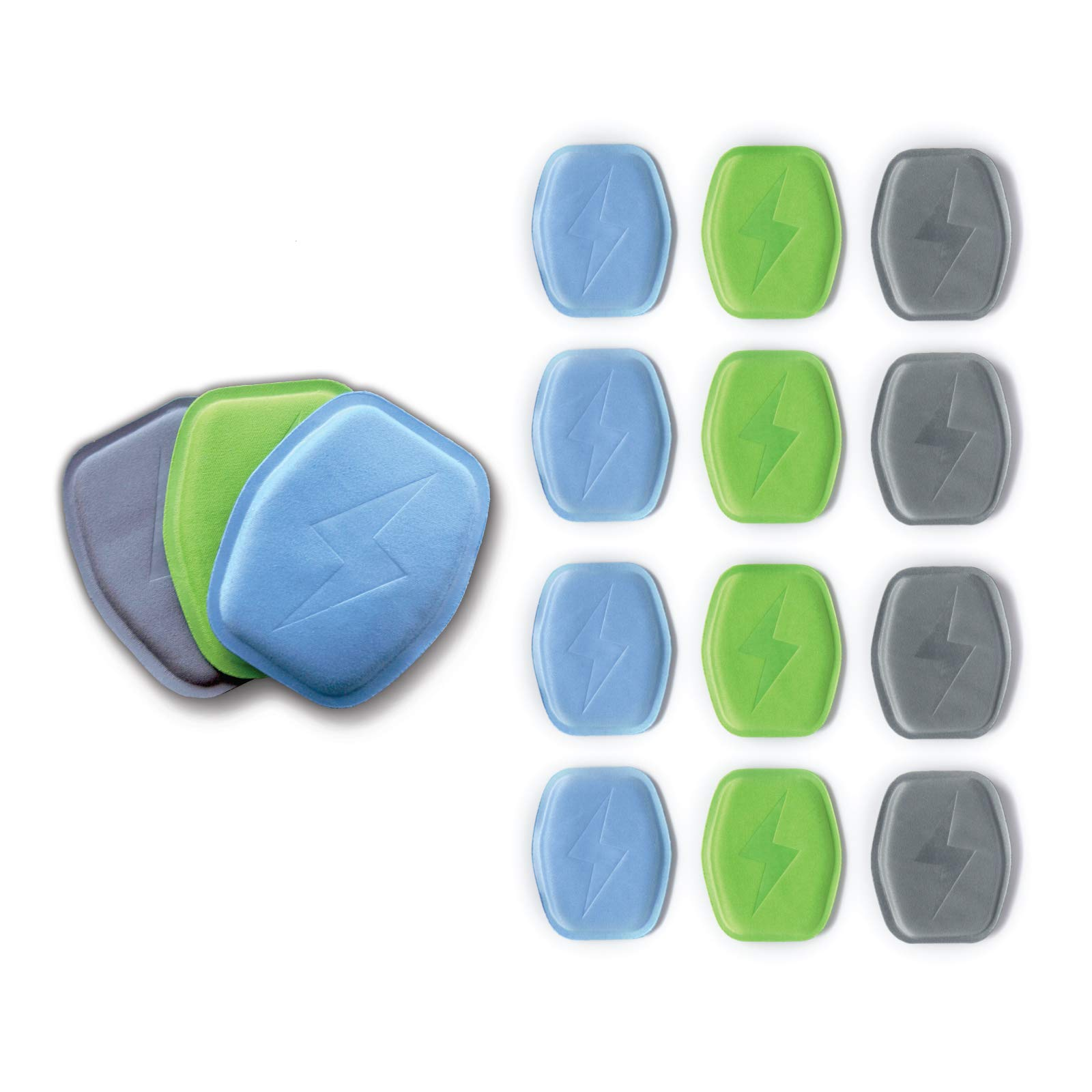 PhoneSoap Cleaning Pads | Microfiber Cleaning Cloths for Smartphones, Tablets, Laptops, Cameras, and Much More! (12)
