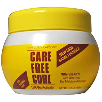 care free curl soft sheen carson