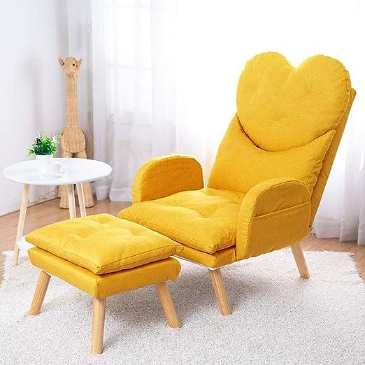 Zhengowen Sillones Moderna del sillón reclinable Sillón con ...