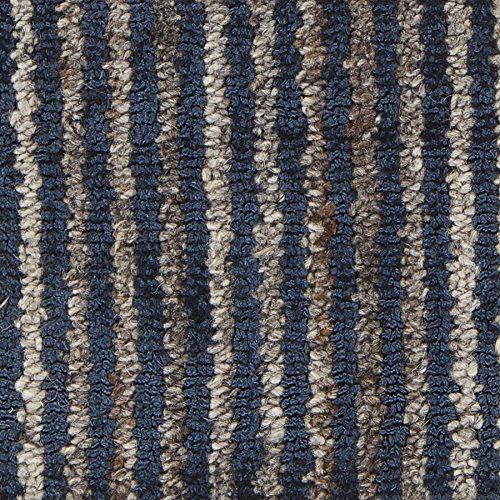 Chandra Rugs Citizen Area Rug, 60-Inch by 90-Inch, Blue