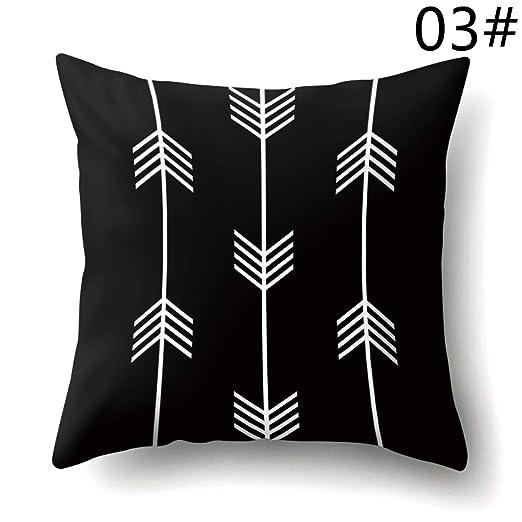 SimpleShow - Funda de Almohada para sofá o Dormitorio, 45 x ...