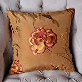 Pillow/american style, exquisite,embellished&embroidered,pillow/back cushion/sofa embroidery pillow/pillow with core-A 50x50cm(20x20inch)Version B
