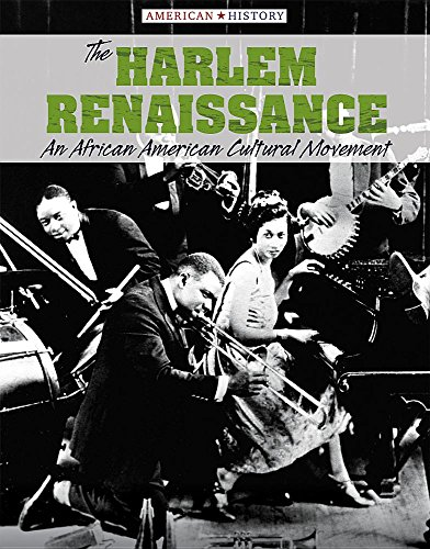 Search : The Harlem Renaissance: An African American Cultural Movement (American History)