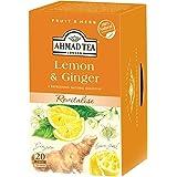 AHMAD TEA レモン&ジンジャー 20P 40g