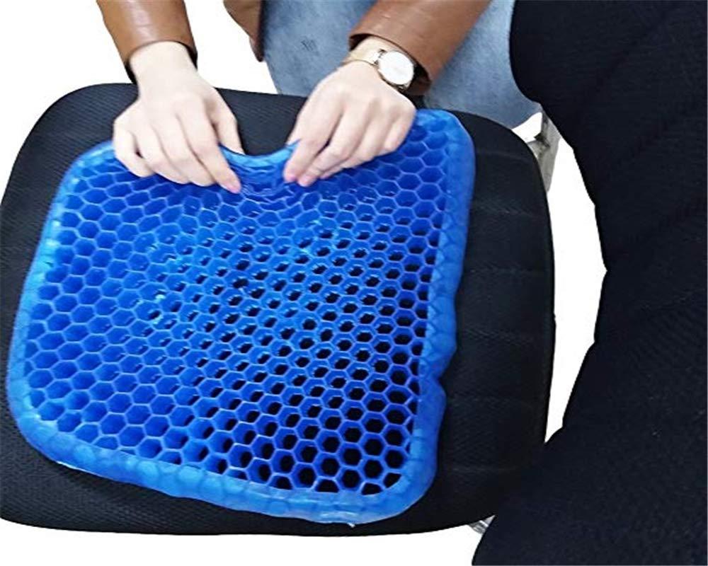 Amazon.com: Xelparuc - Cojín de gel antideslizante para ...
