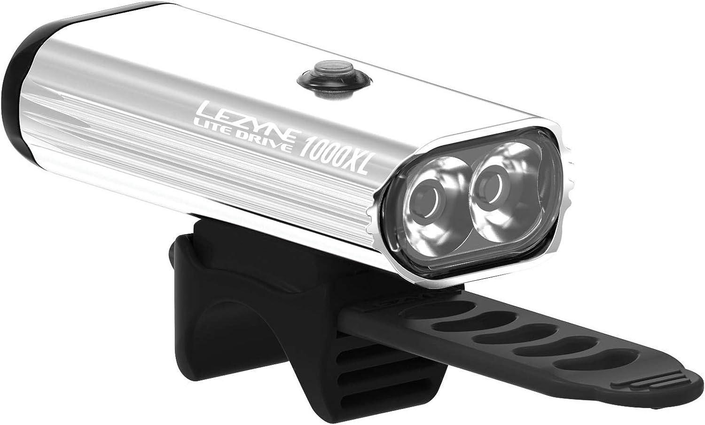 LEZYNE Lite Drive 1000 XL - Iluminación para Bicicleta de montaña ...