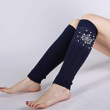 Calcetines de niñas El otoño y el Invierno de Las Mujeres japonesas y Coreanas tejen 8