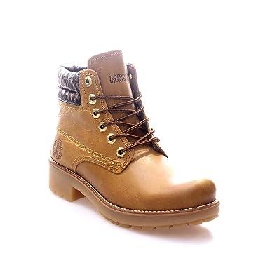 6ee364a4751 Coronel Tapioca Women s Tapioca C111-37 Safari Boots Brown Size  4 ...