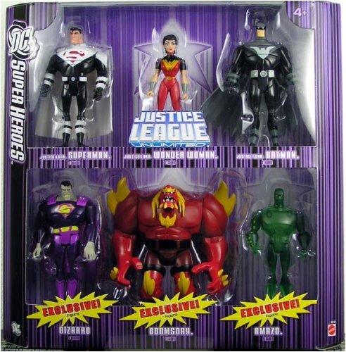 Dc Super Heroes Justice League Unlimited Justice Lords Batman