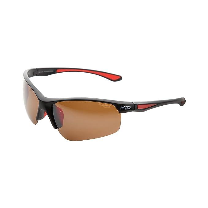e02829dd4b Gafas de sol Nolan N532 B negro - hombre - TU: Amazon.es: Ropa y accesorios