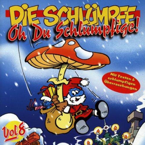 Die Schlümpfe Weihnachtslieder.Oh Du Schlumpfige Vol 8