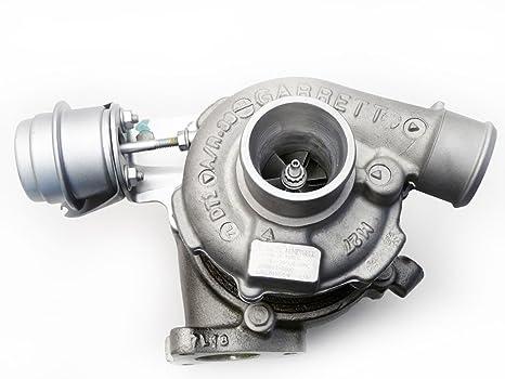 Turbocompresor Turbo Coche Garrett 2.4 D D5 96 KW 131 PS 120 KW 163 PS D5244T