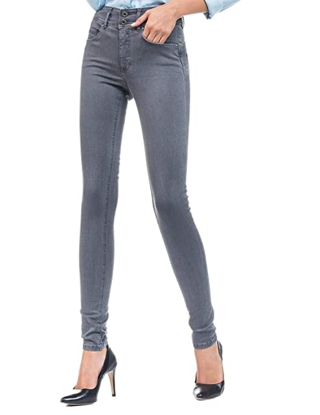 Amazon Accesorios Salsa es Gris 26 Push Secret Y In Jeans Sarga Ropa TwPqf4q0