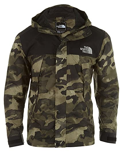 The North Face Parka Metro Mountain pour Homme S, M, L, XL