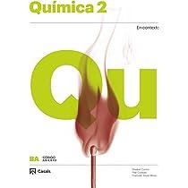 Química 2 Ba Esp 2020 (Código abierto): Amazon.es: Varios: Libros