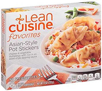 Agree, pot stickers asian grocery difficult tell
