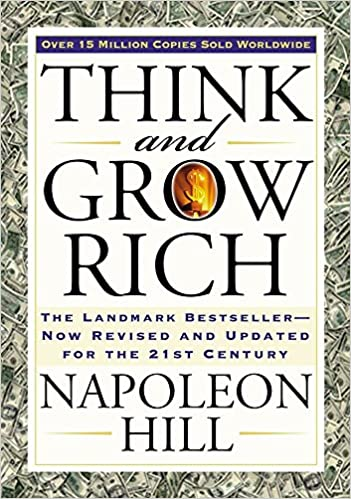 Think and Grow Rich by Napoleon Hill Image