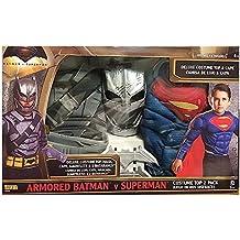 Armored Batman V Superman 2-IN-1 Costume