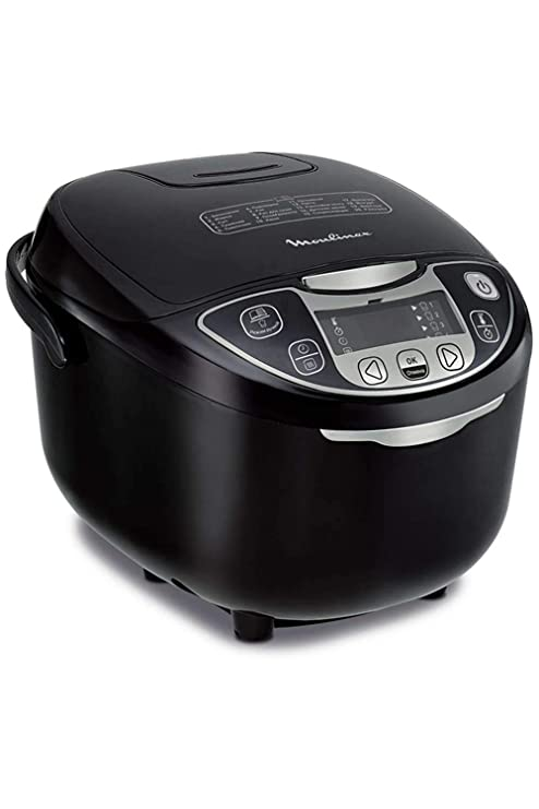 Moulinex 599392031 - robot de cocina multicooker 25 prog.: Amazon ...