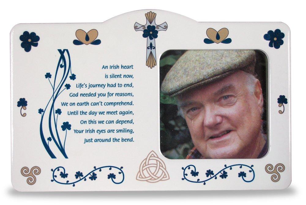 Amazon.de: Irish Memorial Bilderrahmen keltische Mitgefühl Trauer ...