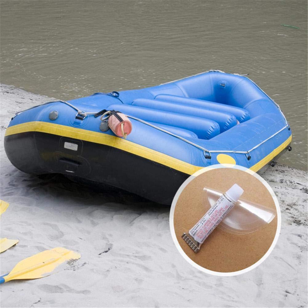 Purebesi - Pegamento para Reparar Botes inflables con Flotador ...