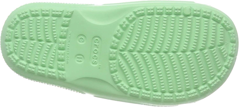 crocs Unisex-Kinder Classic Slide K Sandalen