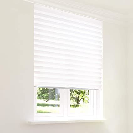 Amazon Com Chicology Instant Privacy Window Blind Temporary Shade